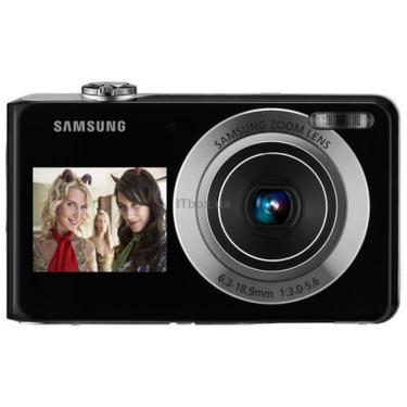 Цифровой фотоаппарат Samsung PL100 black Фото 1