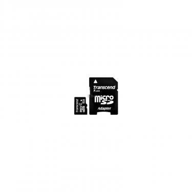 Карта памяти Transcend 8Gb microSDHC class 6 Фото