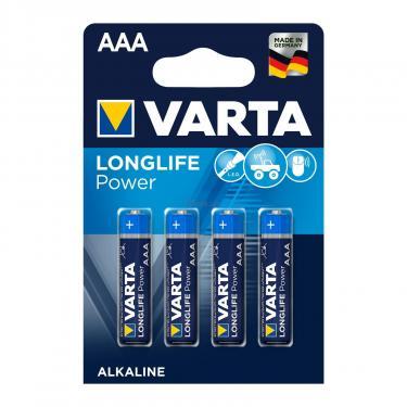 Батарейка Varta AAA Varta High Energy * 4 Фото