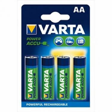 Аккумулятор Varta AA Rechargeable Accu 2400mAh * 4 Фото 1