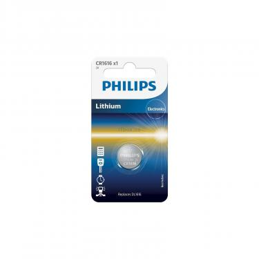 Батарейка PHILIPS CR1616 PHILIPS Lithium Фото