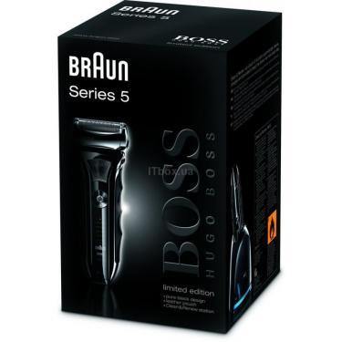 Электробритва BRAUN 590cc Series 5 BOSS Фото 4