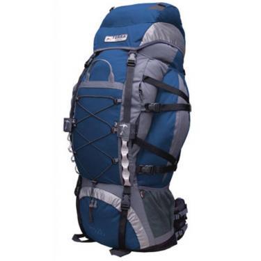 Рюкзак  Terra Incognita Trial PRO 90 dark blue / gray Фото