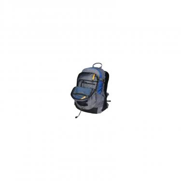 Рюкзак Terra Incognita Cyclone 22 blue / gray Фото 3