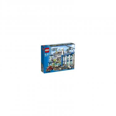 Конструктор LEGO Полицейский участок Фото