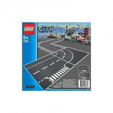 Конструктор LEGO Повороты Фото
