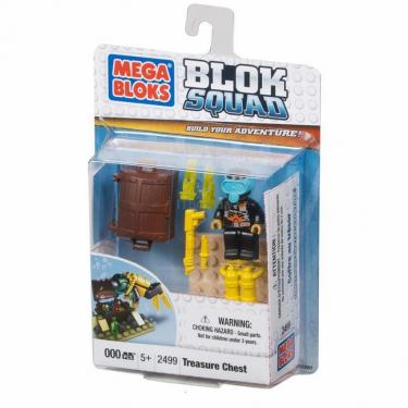 Конструктор Mega Bloks Набор Подводное плавание Фото 1