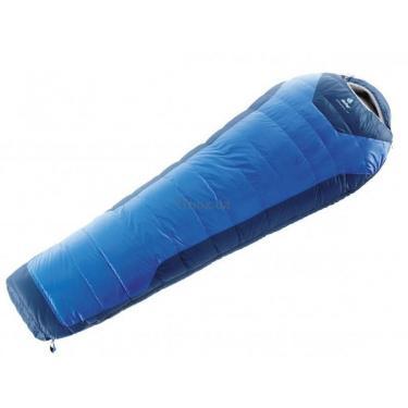 Спальный мешок Deuter Neosphere -4° L cobalt-steel правый Фото