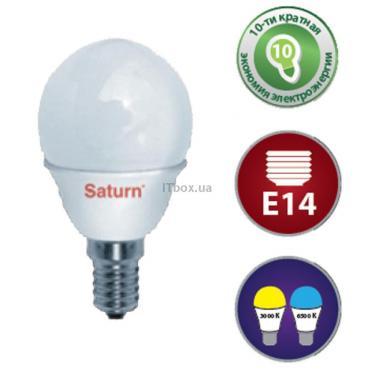 Лампочка SATURN ST-LL14.03N1 WW Фото 1