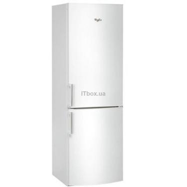Холодильник Whirlpool WBE3114W Фото