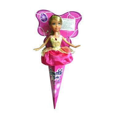 Кукла Funville Очаровательная принцесса, блондинка в розовой юбке Фото