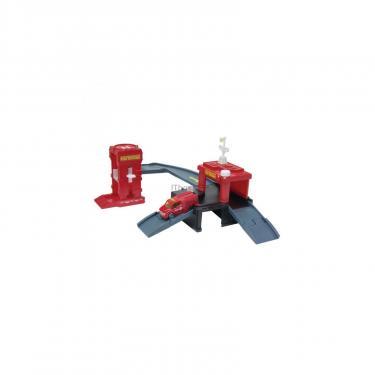 Игровой набор Motor Max пожарная станция + спец авто Фото