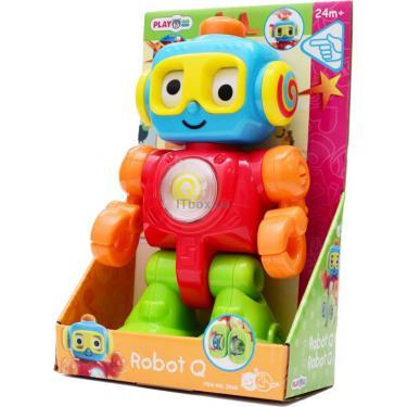 Развивающая игрушка PlayGo Робот Q Фото
