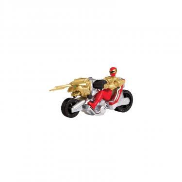 Фигурка Power Rangers Транспорт и Красный рейнджер Фото