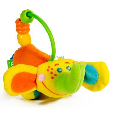 Игрушка-подвеска Mommy Love Слоник Ники Фото