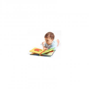 Развивающая игрушка Tiny Love Развивающая книжка Мое Первое Знакомство Фото 4