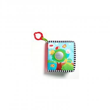Развивающая игрушка Tiny Love Развивающая книжка Мое Первое Знакомство Фото