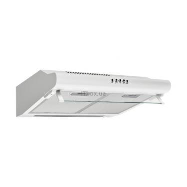 Вытяжка кухонная PYRAMIDA WH 10-50 (white) Фото 1