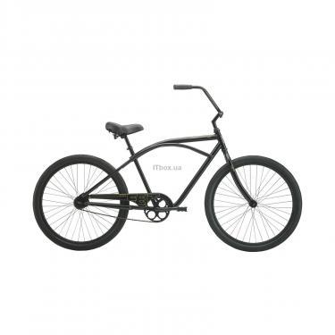 "Велосипед Felt Cruiser Bixby 18"" matte black 3sp Фото"