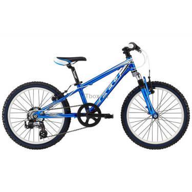 """Велосипед Felt MTB Q 20 R gloss alpine blue 20"""" Фото"""