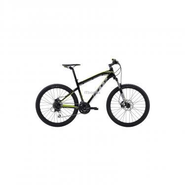 """Велосипед Felt MTB SIX 70 gloss black (white, acid green) 21.5"""" Фото"""