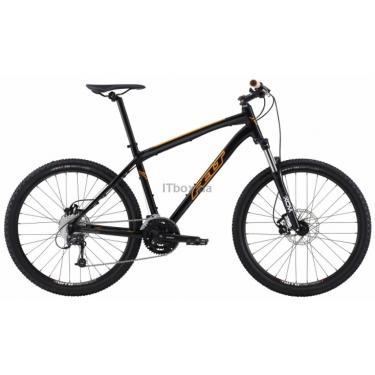 "Велосипед Felt MTB SIX 60 L black (grey/orange) 20"" Фото"