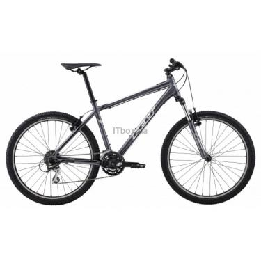 "Велосипед Felt MTB SIX 85 L anthracite (black/white) 20"" Фото 1"