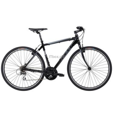 Велосипед Felt QX WMN 60 satin black (white/charcoal) 49cm Фото