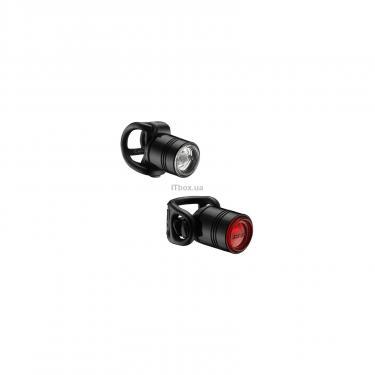 Фонарь велосипедный Lezyne LED FEMTO DRIVE BOX SET REAR черный 6 FRONT LED FE Фото 3