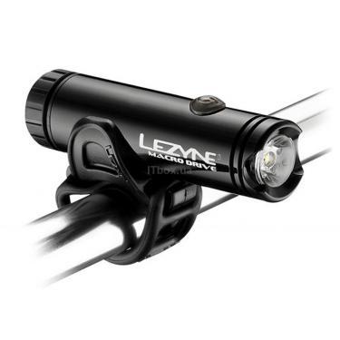 Фонарь велосипедный Lezyne LED MACRO DRIVE PAIR черный Фото 2