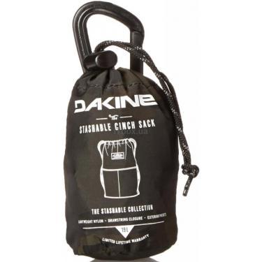Рюкзак Dakine Stashable Cinchpack 19L Marker Camo 8130-103 Фото 3