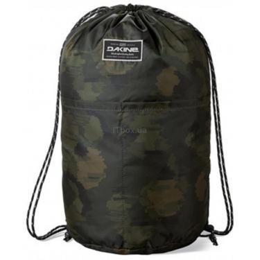 Рюкзак Dakine Stashable Cinchpack 19L Marker Camo 8130-103 Фото