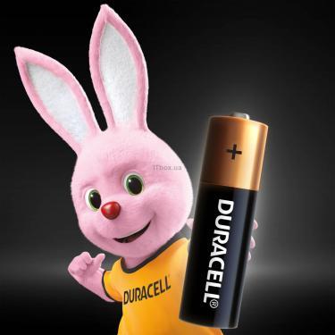 Батарейка Duracell AA MN1500 LR06 * 4 Фото 2
