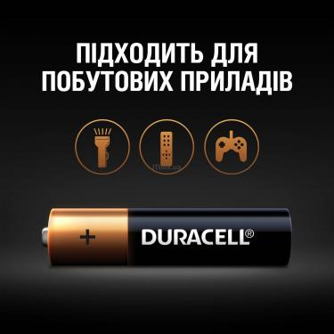 Батарейка Duracell AA MN1500 LR06 * 4 Фото 3
