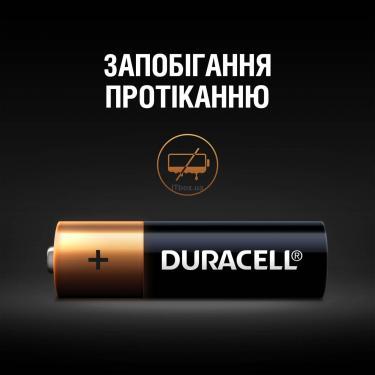 Батарейка Duracell AA MN1500 LR06 * 4 Фото 5