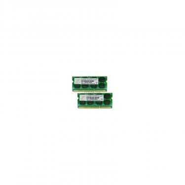 Модуль памяти для ноутбука G.Skill SoDIMM DDR3 8GB (2x4GB) 1600 MHz Фото 1