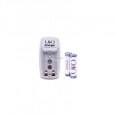 Зарядное устройство для аккумуляторов UFO RP866 2хAA/AAA + 2х2300mAh Фото 1