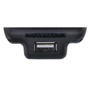 Автомобильный MP3-FM модулятор Grand-X CUFM22GRX black SD/USB Фото 1