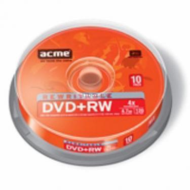 Диск DVD ACME 4.7Gb 4x Cake box 10шт Фото 1