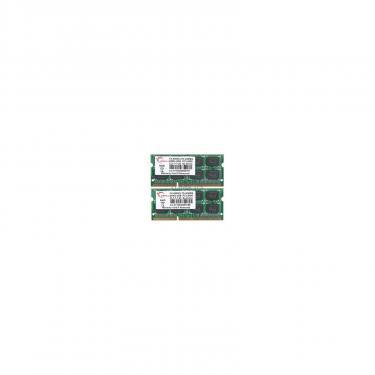 Модуль памяти для ноутбука G.Skill SoDIMM DDR3 4GB (2x2GB) 1066 MHz Фото 1