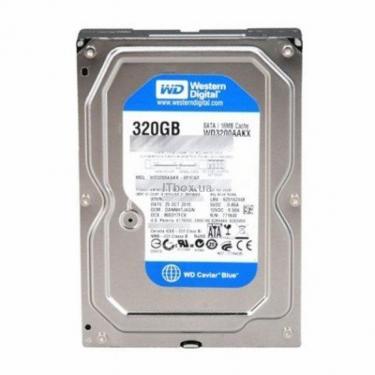 """Жесткий диск Western Digital 3.5"""" 320Gb Фото 1"""