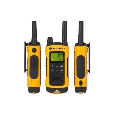Портативная рация Motorola TLKR T80 Extreme Yellow Фото 1