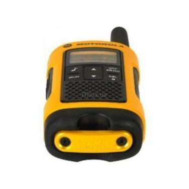 Портативная рация Motorola TLKR T80 Extreme Yellow Фото 2