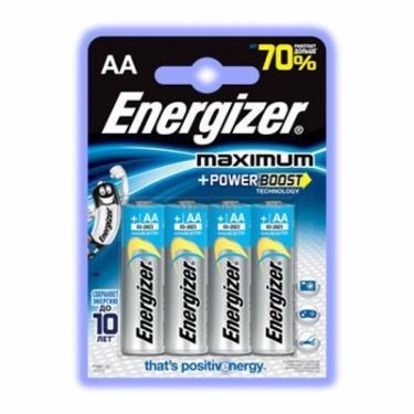 Батарейка Energizer AA Energizer Махімum LR6 Фото