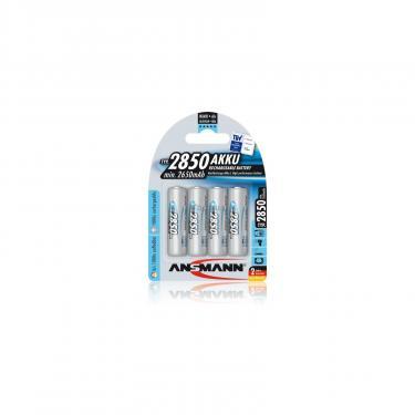 Аккумулятор Ansmann AA R6 2850 mAh  *4 Фото 1