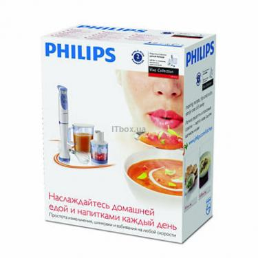 Блендер PHILIPS HR 1613/00 Фото 5
