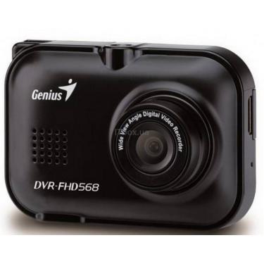 Видеорегистратор Genius DVR-FHD568 Фото