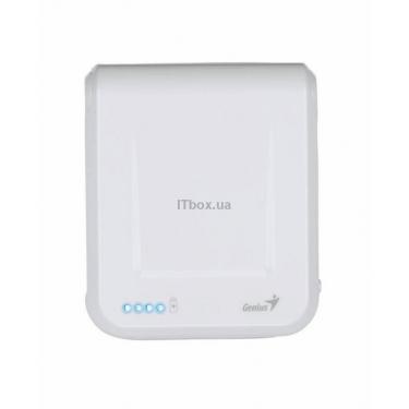 Батарея универсальная Genius ECO-U700 7800 mAh White Фото 2