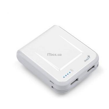 Батарея универсальная Genius ECO-U700 7800 mAh White Фото 3