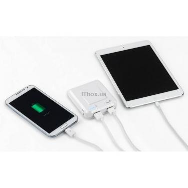 Батарея универсальная Genius ECO-U700 7800 mAh White Фото 6